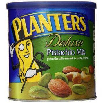 Planters Deluxe Pistachio Mix 14.5 Oz (2 Pack)