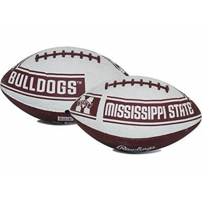 Mississippi State Bulldogs Jarden Sports Hail Mary Youth Football