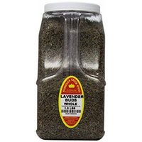 Marshalls Creek Spices Lavender Buds Whole, XX-Large, 1.5 Pound