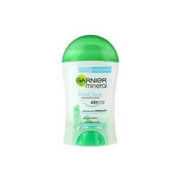 Garnier Mineral InvisiClear 48h Anti-Perspirant Deodorant Stick 40 ml / 1.3 oz