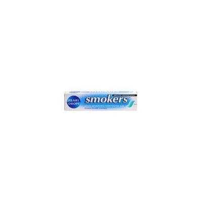 Pearl Drops Smokers Stain Removing Whitening Gel 50 ml Toothpaste 3 (triple pack)