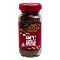 Giraldo Farms 100% Organic Colombian Coffee Instant Freeze-dried 3.52oz. (Pack of 4)