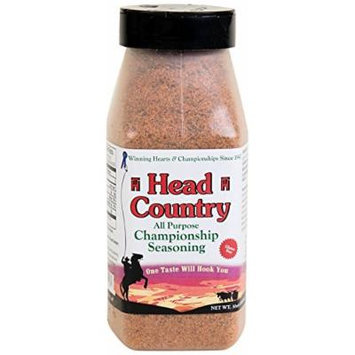 Head Country Championship All Purpose Seasoning, 30 Ounce