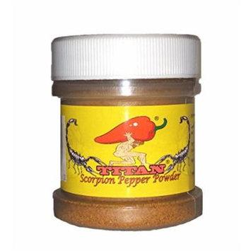 TITAN Scorpion Pepper Powder