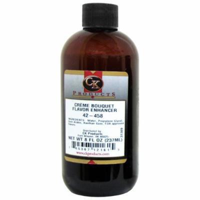 CK Products Artificial Crème Bouquet Flavor Enhancer, 8 ounce bottle