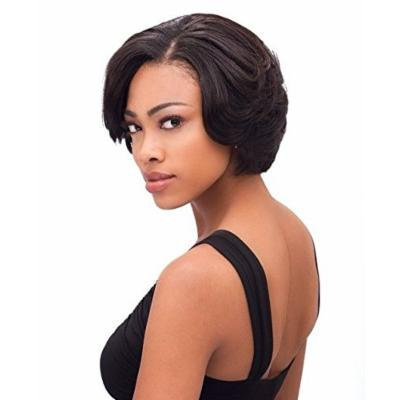 Goddess Remi Human Hair Weave Bump - Trio 2 4 6-F1B/33