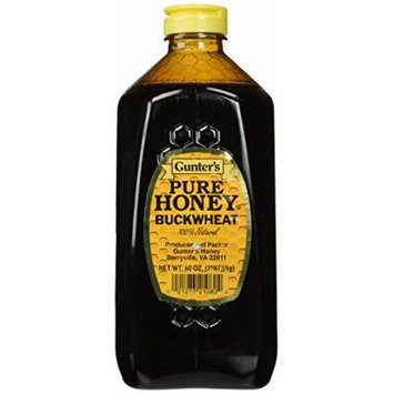 Gunter's Pure Buckwheat Honey - 5 lb.