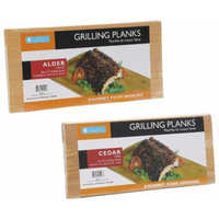 Grill Planks Variety Pack - Set of 4 (2 Alder, 2 Cedar)