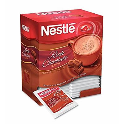 Nestlé Instant Hot Cocoa Mix - Dark Chocolate - 0.71 oz. packets - 50/Box