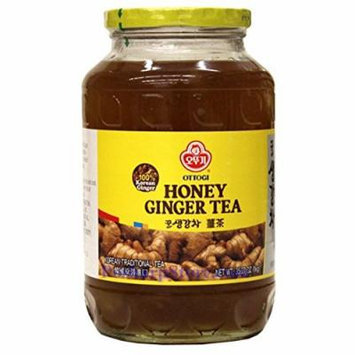 Ottogi Korean Honey Ginger Tea, 35.27 Ounces