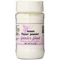 Faeries Finest Flavor Powder, Lemon, 5.60 Ounce