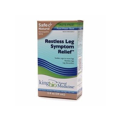 Natural Medicine by King Bio Restless Leg Syndrome 2 fl oz (50 mL)