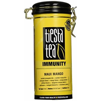Maui Mango, Immunity, Fruit Tea (4oz Tin)