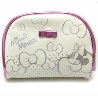 Minnie Mouse Ribbon Deco Multi-Purpose Cosmetic Bag