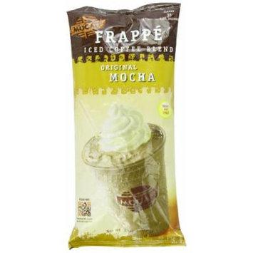 MOCAFE Frappe Original Mocafe, Ice Blended Coffee, 3-Pound Bag