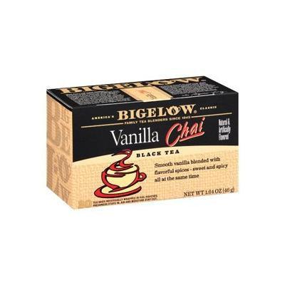 Bigelow Tea Bags - Vanilla Chai - 20ct Box