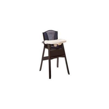 Eddie Bauer Classic 3-in-1 Wood High Chair ONYX