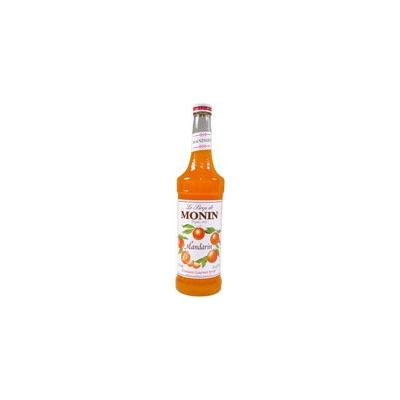 Monin Mandarin Syrup (1 Single 750 ml bottle)