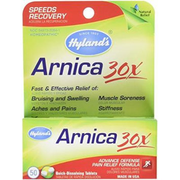 Hyland's Homeopathic Arnica Pain Reliever, 2 Count