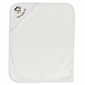 NHL Pittsburgh Penguins Hooded Baby Towels