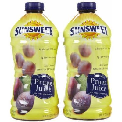 Sunsweet Prune Juice - 64 oz - 2 pk