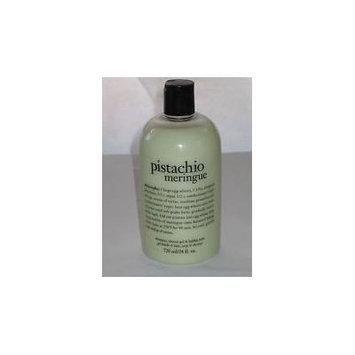 Philosophy Pistachio Meringue Shampoo, Shower Gel & Bubble Bath 24 Oz