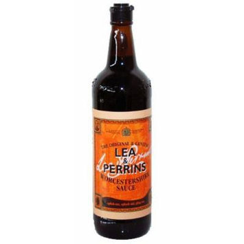 Lea & Perrins Traditional British Worcestershire Sauce Large 290ml Bottle