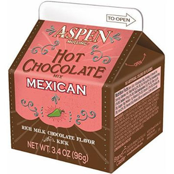 Aspen Mulling Hot Chocolate Mexican