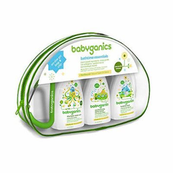 Babyganics Bathtime Essentials Gift Set Pack of 2