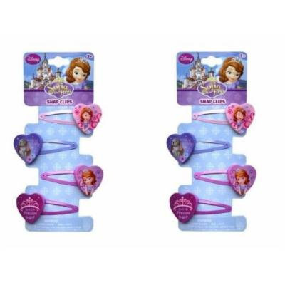 Disney Princess Sofia the First Hair Clip x 2 pack