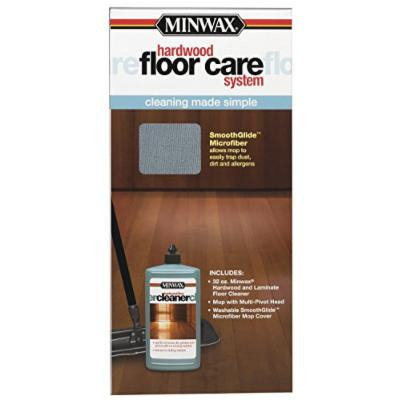 Minxwax 62127 32-Ounce HardWood Floor Cleaner Kit