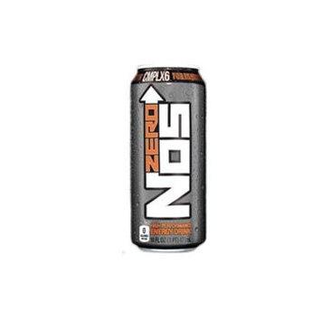 NOS Zero Energy Drink, 12 Pack