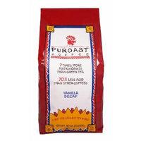 Puroast Low Acid Coffee Vanilla Natural Decaf Whole Bean, 2.5-Pound Bag