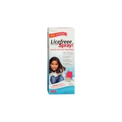 Licefree Spray Non-Toxic 6 FO