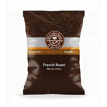 The Coffee Bean & Tea Leaf Coffee Portion Pack, French Roast, 24 Count (Pack of 24)