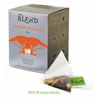 Nettare D'Africa Tea, 15-Count Individually Wrapped Pyramid Tea Bags