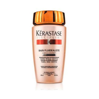 Kerastase Discipline Bain Fluidealiste Smooth-In-Motion Sulfate Free Shampoo (For Unruly, Over-Processed Hair) 250ml/8.5oz