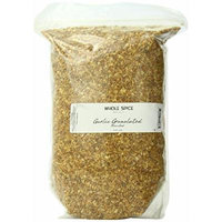 Whole Spice Garlic Granulated Roasted, 5 Pound