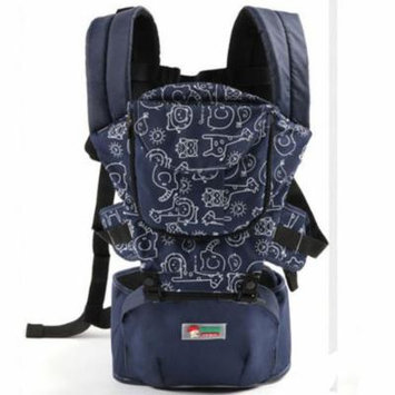Blue Top Baby Sling Toddler Wrap Rider Baby Backpack