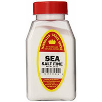 Marshalls Creek Spices Sea Salt Fine, 18 Ounce (Pack of 12)
