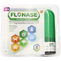 Flonase Allergy Relief Nasal Spray, 120 Count (240-count)