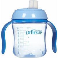 Dr. Brown's Soft Spout Training Cup - Blue - 6 oz