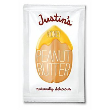 Justin's Peanut Butter, Honey Squeeze Packs, 1.15 Ounce (Pack of 10)