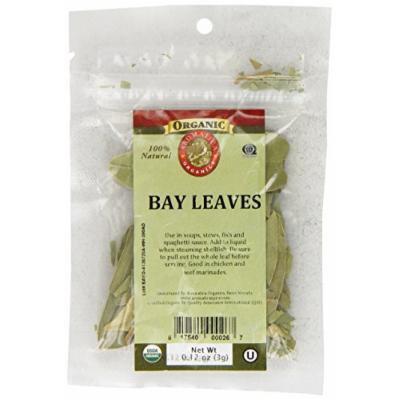 Aromatica Organics Bay Leaves, 0.12-Ounce