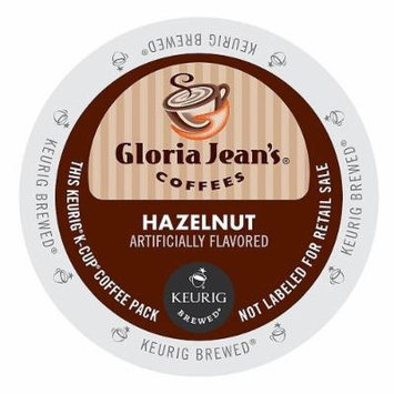 Gloria Jean's Coffee Hazelnut, K-Cup Portion Pack for Keurig Brewers 72-Count