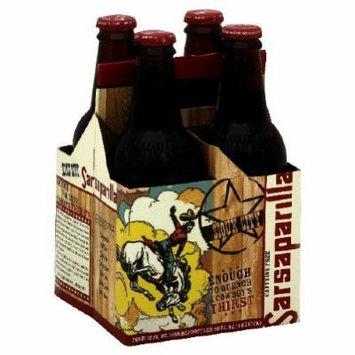 Sioux City, Soda 4Pk Sarsaparilla, 48 FO (Pack of 6)