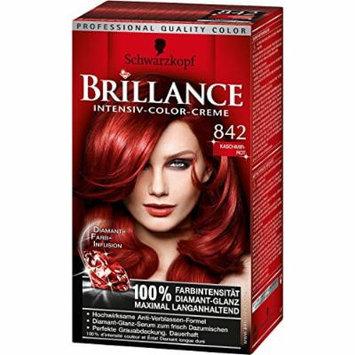 Brillance Intensive Color Creme (842 Cashmere Red)