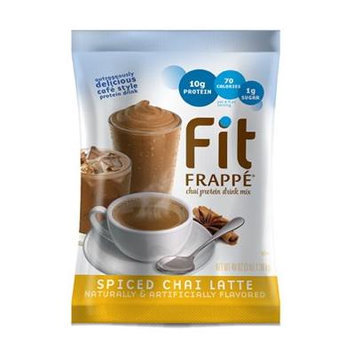 Big Train Fit Frappé Spiced Chai Latte Protein Drink Mix, Two 3 Lb Bags
