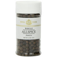 India Tree Allspice, Whole, 1.5 oz (Pack of 3)