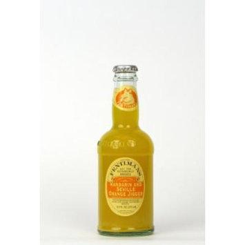 Fentimans Mandarin & Seville Orange Jigger (12 bottles)